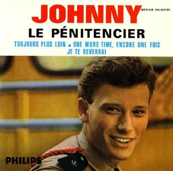 Top d cembre 1964 - Les portes du penitencier johnny hallyday ...