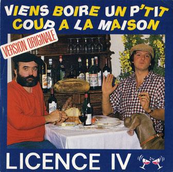 1987 45 tours comme aujourd hui be my baby 27 01 - Licence 4 viens boire un petit coup a la maison ...